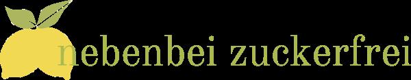 nebenbei-zuckerfrei blog logo grün